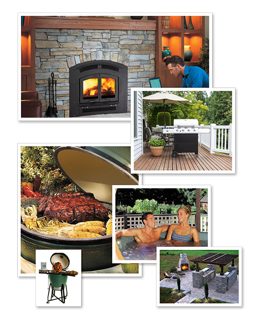 Wellington Fireplace Products, Fireplaces, BBQ, Hot Tub